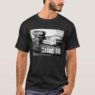記録、ドライブ48 Tシャツ