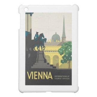 訪問のウィーンポスター iPad MINIケース