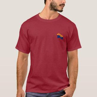 訪問のグランドキャニオン、アリゾナ(横の) Tシャツ