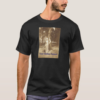 訪問の大自然! Tシャツ