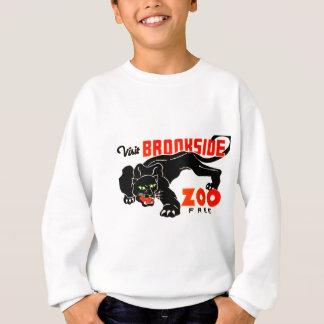 訪問のBrooksideの動物園は放します スウェットシャツ