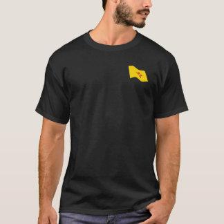 訪問のChaco渓谷、ニューメキシコ(横の) Tシャツ