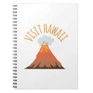 訪問ハワイ ノートブック
