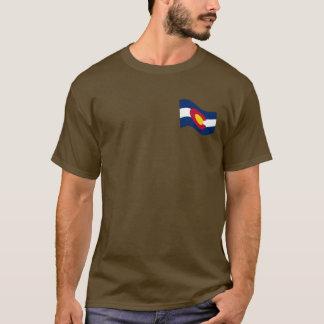訪問メサVerde、コロラド州(縦) Tシャツ
