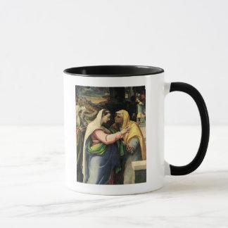 訪問1519年 マグカップ