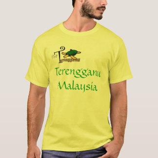 訪問Terengganu Tシャツ