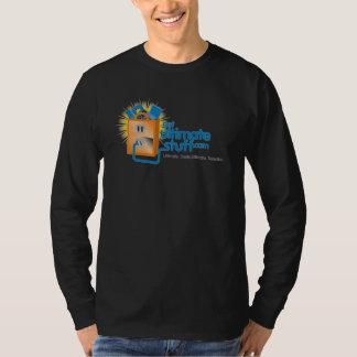 訪問WWW。最終的なStuff.Comを得て下さい Tシャツ