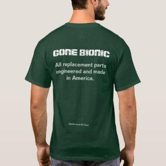 """""""設計されるすべての交換部品…  アメリカ"""" Tシャツ"""