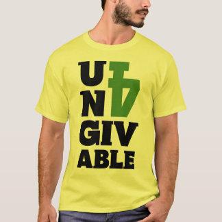 許されない Tシャツ