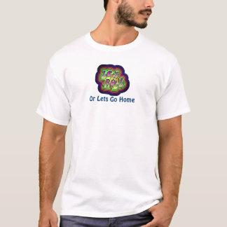 許可されたロールはまたは起点に行くために割り当てますTシャツ Tシャツ