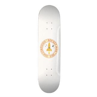 証明されたロケットの人 スケートボード