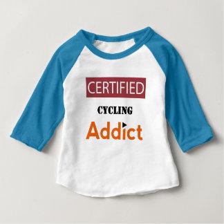 証明された循環の常習者 ベビーTシャツ