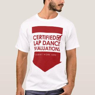 証明された評価 Tシャツ