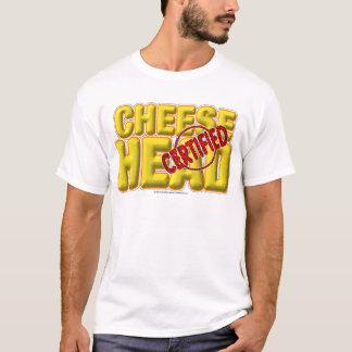 証明されたCheeseHead Tシャツ