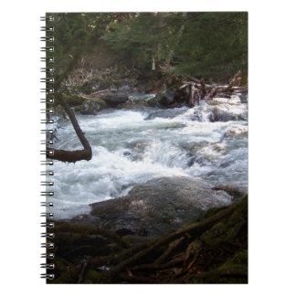 詐欺の滝 ノートブック