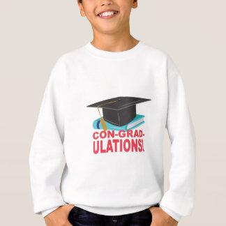 詐欺卒業生Ulations スウェットシャツ