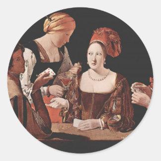詐欺(ダイヤモンドのエースと) - 1635年 ラウンドシール