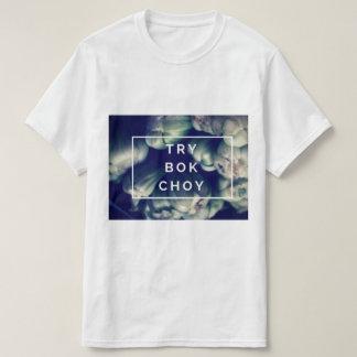 試みBok Choy Tシャツ