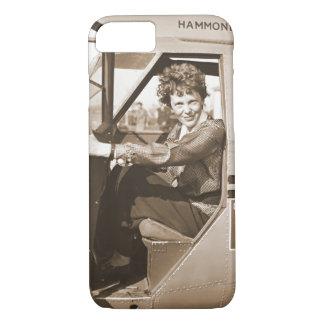 試験アメリアEarhart 1936年 iPhone 8/7ケース