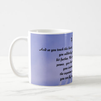 試験インスピレーションのコーヒー・マグ コーヒーマグカップ