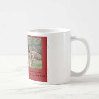 詩のダニエルのライオン コーヒーマグカップ