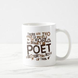 詩人のギフト コーヒーマグカップ