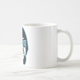 詩人のマグ コーヒーマグカップ