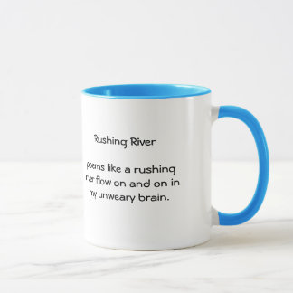 詩人のマグ マグカップ