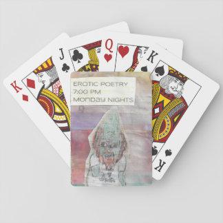 詩歌の格言カード トランプ