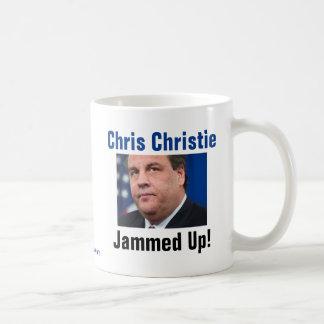 詰め込まれるクリスChristie -! コーヒーマグカップ