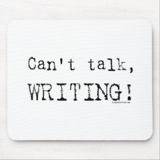 話すことができ書きます! マウスパッド