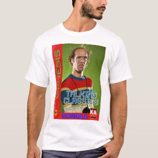 話すクラシックのゲームのワイシャツ Tシャツ