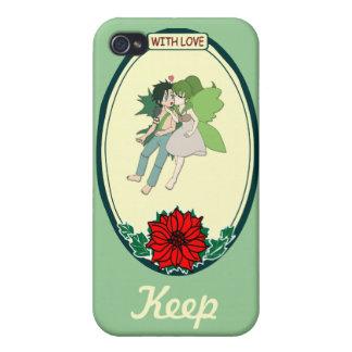 話すKeep -飛行妖精 iPhone 4 Case