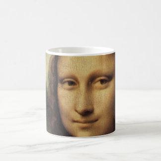 詳しいモナ・リザ コーヒーマグカップ