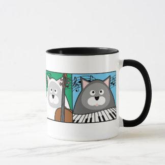 詳しい猫のマグ マグカップ