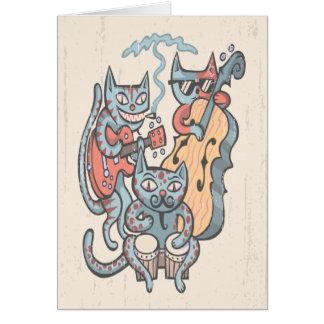 詳しい猫バンド カード