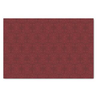 詳しく赤い花模様の壁紙 薄葉紙