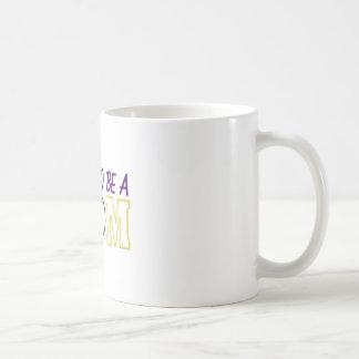 誇りを持ったあること コーヒーマグカップ