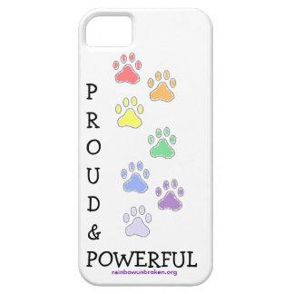 誇りを持ったで及び強力なiPhone 5sケース iPhone SE/5/5s ケース
