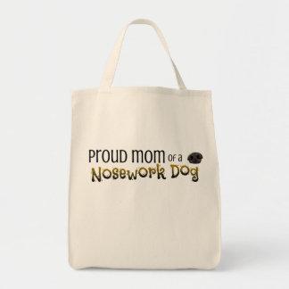 誇りを持ったなお母さんの戦闘状況表示板 トートバッグ