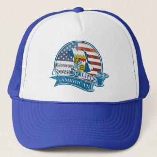 誇りを持ったなバイエルンのアメリカの帽子 キャップ