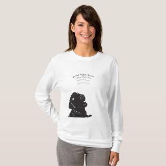 誇りを持ったな子犬のレイザーの子犬の名前 Tシャツ