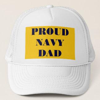 誇りを持ったな帽子\海軍パパ キャップ