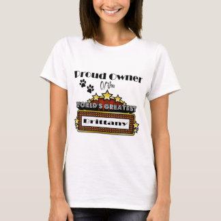 誇りを持ったな所有者の世界で最も素晴らしいブリッタニー Tシャツ