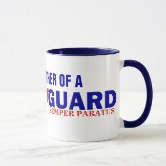 誇りを持ったな母沿岸警備隊のコーヒーカップ マグカップ