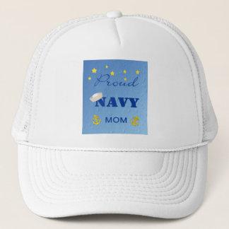 誇りを持ったな海軍お母さんの帽子 キャップ