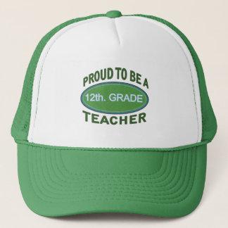 誇りを持ったな第12。 等級の先生 キャップ
