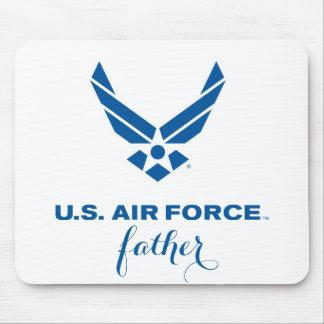 誇りを持ったな米国の空軍父のマウスパッド マウスパッド