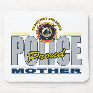 誇りを持ったな警察は生み出します マウスパッド