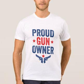 誇りを持ったな銃所有者 Tシャツ